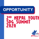 2nd Nepal Youth SDG Summit 2020