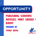 publishing scientific articles