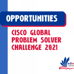 CISCO-Global-Problem-Solver-Challenge-2021