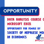 Data Analysis Course on Microsoft Excel
